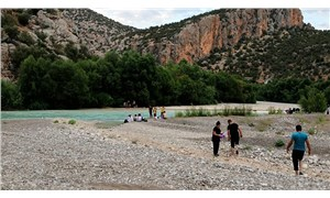 Karaman'daki Nunu Vadisi'nde mahsur kalan 13 kişi kurtarıldı