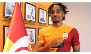 """Sacha Boey, resmen Galatasaray'da: """"Tekrardan doğmuş gibi hissediyorum"""""""