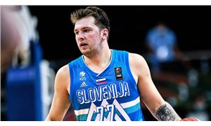 Slovenya, Arjantin'i yendi; Doncic tarihe geçti