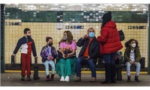ABD'de riskli bölgelerde tam aşılanmış kişilere kapalı alanlarda maske zorunluluğu