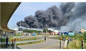 Almanya'da kimya tesisinde patlama: En az 2 ölü