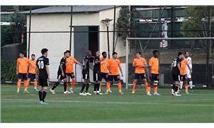 Beşiktaş, ilk hazırlık maçında Medipol Başakşehir'i yendi