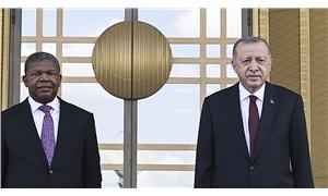 Erdoğan: Angola'ya bir grup iş adamıyla gideceğiz