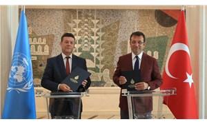 İBB ile UNHRC arasında mülteci mutabakatı imzalandı