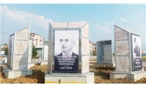 İnönü, Ecevit, Demirel, Erbakan, Türkeş ve Yazıcıoğlu... KGM siyasilerin fotoğraflarını kaldırdı, Bolu Belediyesi yerleştirdi