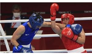 Olimpiyat tarihinde kadın boksunda Türkiye'nin ilk galibiyeti geldi