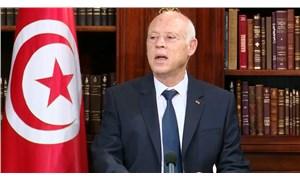 Tunus Cumhurbaşkanı Said'den 'darbe' eleştirilerine yanıt: Anayasayı uyguladım