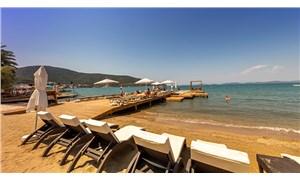 Bodrum plajlarındaki fahiş fiyatlar yine gündemde: Su 40 lira ama turistlere göre makul