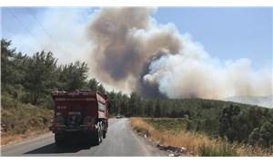 2 günde, 17 ilde 58 orman yangını: 7 ilde 21 yangın sürüyor!