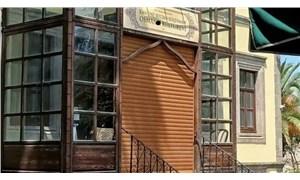 Kanuni Sultan Süleyman'ın doğduğu eve otomatik dükkan kepenki takıldı