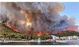 """Marmaris'teki yangını çıkardığı iddia edilen çocuklar: """"Kitap yakıyorduk, alevler çoğaldı"""""""