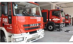 Azerbaycan, Türkiye'ye 53 itfaiye aracı gönderdi