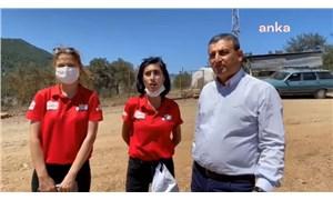 CHP'li Bulut'un dinlediği görevli: Soğutma işlemi yapılmadığı için yangın tekrar çıkıyor