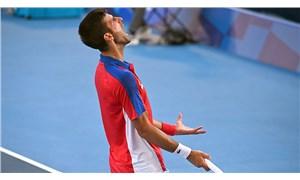 Djokovic, Tokyo'dan madalyasız ayrıldı