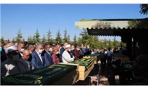 Konya'da katledilen yurttaşlar son yolculuğuna uğurlandı