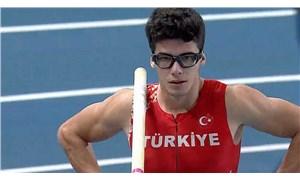 Olimpiyat'ta Milli atlet Ersu Şaşma'dan tarihi başarı