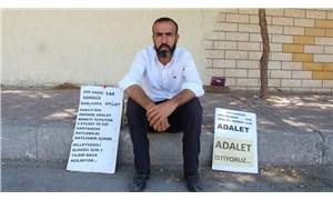 Şenyaşar ailesinin adalet nöbeti 144'üncü gününde: Zulmeden savcılar tatilde biz nöbete devam ediyoruz
