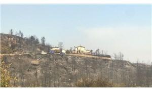 Manavgat'ta yanan bir evde iki kişinin cansız bedenlerine ulaşıldı