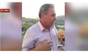 AKP'li belediye başkanı TOKİ övdü: Vatandaş keşke bizim de evimiz yansaydı diyecek