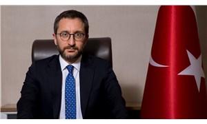 Fahrettin Altun: Sözde yardım kampanyası devletimizi aciz göstermek için başlatılmıştır
