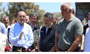 Milas Belediye Başkanı: 3 bakanımız Milas'ta açıklama yapıyor, ben ekrandan izliyorum