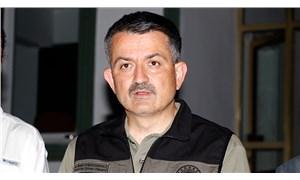 Pakdemirli'den Kılıçdaroğlu'na yanıt: İhaleye çıkmıyoruz kiralayarak hizmet alıyoruz