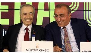 Galatasaray'da Mustafa Cengiz ve Abdurrahim Albayrak disipline sevk edildi