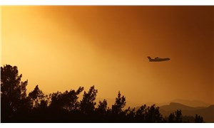 İspanya'dan iki yangın söndürme uçağı, bir nakliye uçağı ve 27 pilot Türkiye'ye geldi