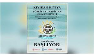 """""""Kıyıdan Kıyıya Türkiye-Yunanistan Film Festivali"""" Çeşme'de"""