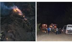 Orman yangınlarında son durum: 4 ilde 9 yangın devam ediyor