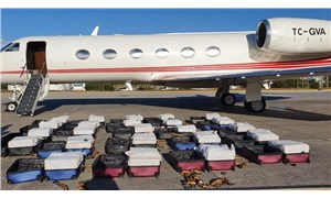 Brezilya'da Türk jetine operasyon: Bin 304 kilogram kokain bulundu