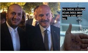 CHP'li vekil Soylu'ya fotoğraf çektirdiği kişiyi sordu: Gözaltına alınınca tehdit etti, polisin yanında olacak mısın?
