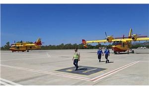 Çürümeye terk edilen uçaklar 2016'da İsrail'de kullanılmış