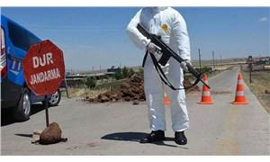 Diyarbakır'da 90 kişinin koronavirüs testi pozitif çıktı, 6 mahalle karantinaya alındı