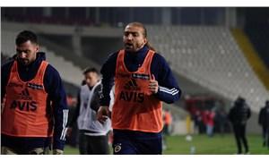 Fenerbahçe'de Caner Erkin ve Sinan Gümüş kadro dışı bırakıldı