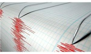 Kayseri'de 4.1 büyüklüğünde deprem