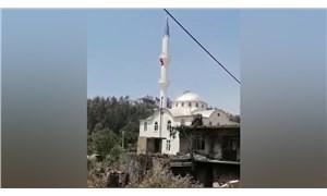 Manavgat'ta camiden 'yağmur duası' çağrısı