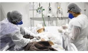 Meksika'da hastanede yatan Covid-19 hastalarının yüzde 97'si aşısız