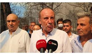 Muharrem İnce: Marmaris'te devleti göremedim, milleti gördüm