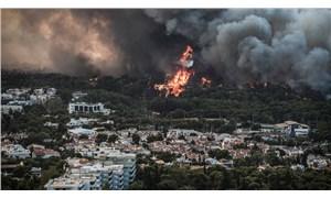 Yerküre, yoğunluğu artan orman yangınlarının etkisi altında
