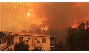Bodrum Belediye Başkanı Aras: Hava desteği alamadık