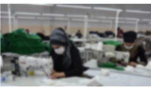 Tekstil atölyesinde delta varyantı tespit edildi: Çalışanlar karantinaya alındı