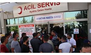Urfa'da sağlık emekçilerine saldırı: 9 hastane çalışanı yaralandı!