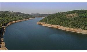 İstanbul'da barajların doluluk oranı 4 ayda yüzde 15 azaldı