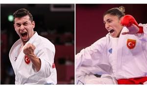Karatede 2 bronz madalya: Ali Sofuoğlu ve Merve Çoban