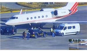 Kokain dolu jetin Türk kaptan pilotu motorları ateşleyip kaçmaya çalışmış