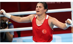 Boksta ilk olimpiyat altını: Busenaz Sürmeneli olimpiyat şampiyonu