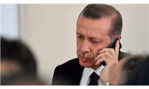 Erdoğan telefonla canlı yayına bağlandı