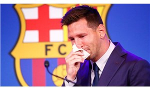 Efsanenin gözyaşları: Messi'den Barcelona'ya duygusal veda