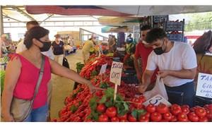 Enflasyon en çok pazar yerlerinde hissediliyor: Kriz pazara girdi